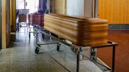 Img. archivo, fallecidos por Covid-19