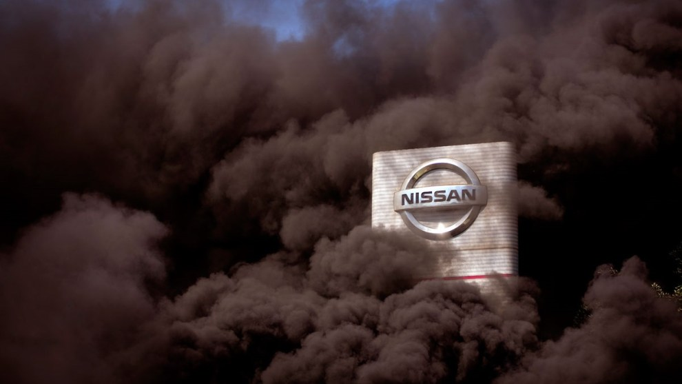 Porqué cierra Nissan. /Img. JC