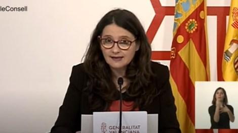 Mónica Oltra, vicepresidenta del Consell/infrmaValencia.com