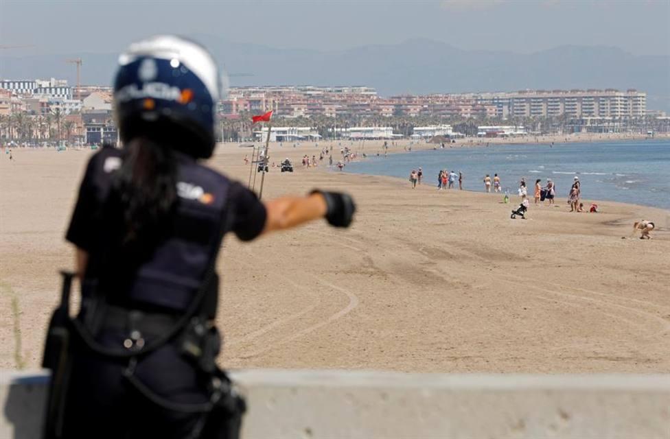 """Platges Segures"" /informaValencia.com"