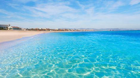 Playas de la Comunidad Valenciana/archivo