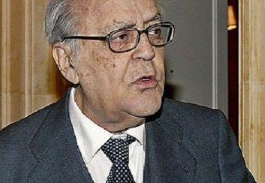 Leopoldo Calvo-Sotelo y Bustelo, Ingeniero de Caminos, Canales y Puertos y político, Presidente de Gobierno (1981-82), ostentaba el título de Grande de España, entre otros/Img. archivo informaValencia.com