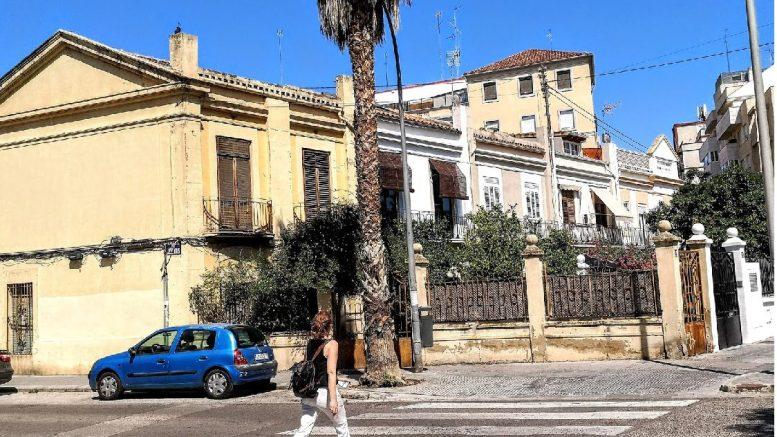 La barriada de Casas Baratas Infanta Isabel de Valencia/Reportaje fotográfico de Antonio Marín Segovia