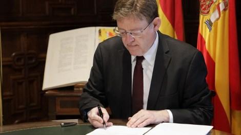"""Puig anuncia una """"fase 3 avanzada""""/GVA"""