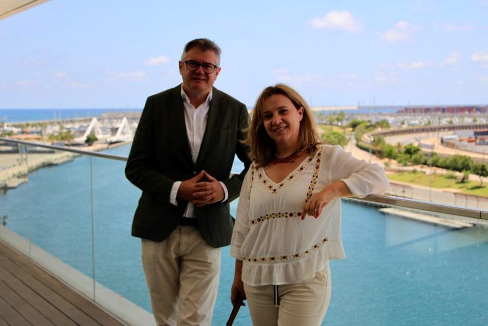 Rosa Valenzuela y javier De Andrés/informaValencia.com