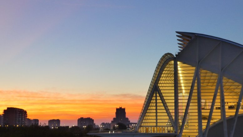 Ciudad de Las Artes y Las Ciencias de Valencia/archivo