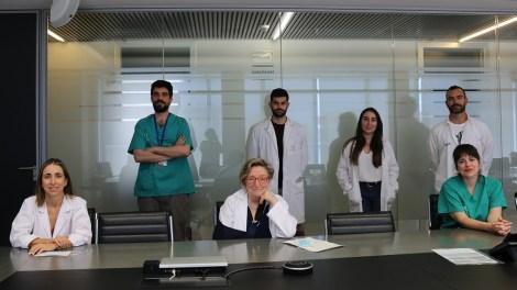 Los doctores Cejalvo y Lluch, con sus equipos, lideran este estudio/INCLIVA