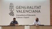 Marzá y Soler presentando la planificación de incremento de personal /informaValencia.com