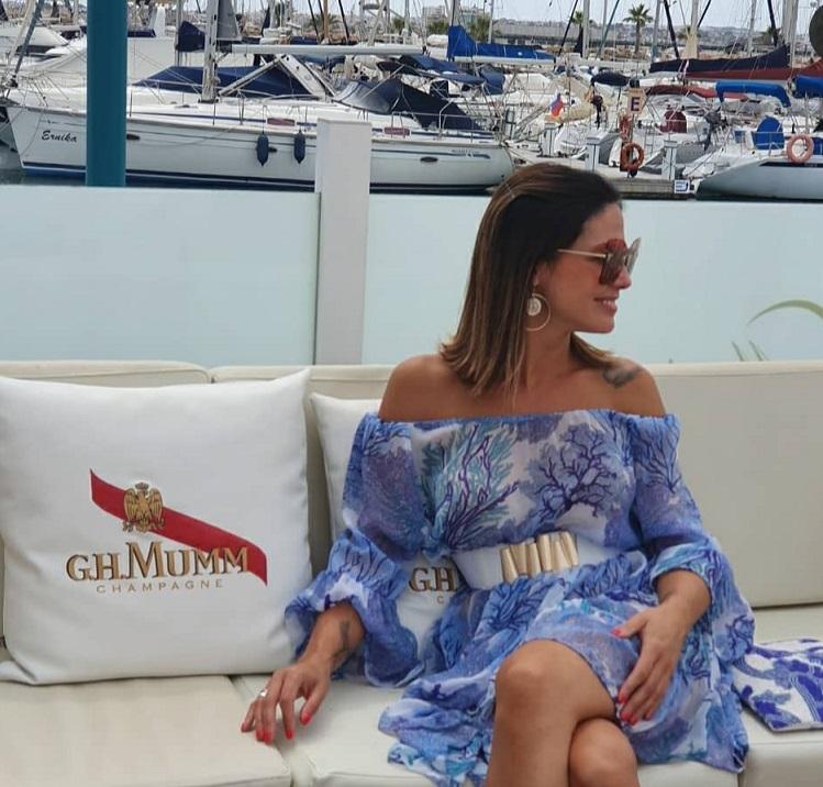 Teresa Lens nos presenta hoy la moda más elegante y fresquita para el verano/TL