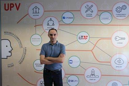 Carlos Sáez, investigador postdoctoral del BDSLab-ITACA de la UPV y coordinador del proyecto./UPV