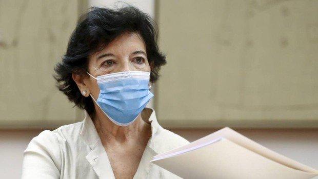 Isabel Celaá, ministra de Educacaión - informaValencia.com