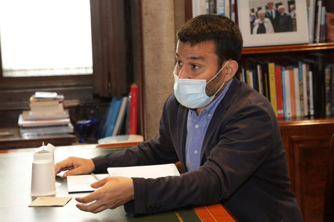 Vicent Marzá, conseller de Educación de la Generalitat Valenciana - informaValencia.com
