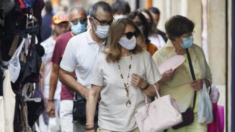 Crece el número de contagios en Valencia - archivo GVA