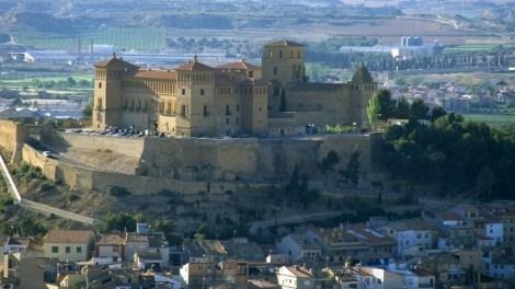 Vista del Parador de Alcañiz - informaValencia.com