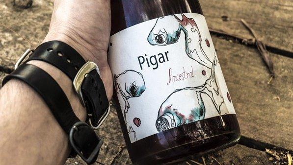 El único vino de uva royal del mundo se elabora en Campo Arcís, Requena, y lo hace Bodegas Pigar. - Img. JC