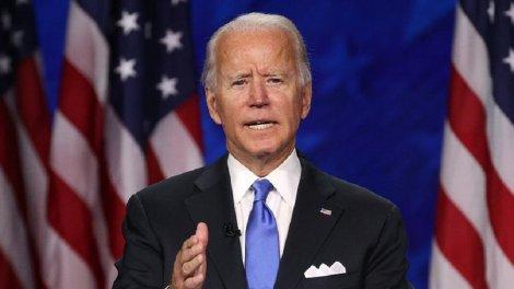 Joe Biden, (Pensilvania, 20 de noviembre de 1942), candidato del Partido Demócrata la presidencia de los Estados Unidos - archivo