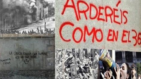 Frase de Piotr Kropotkin, anarquista soviético, que han hecho suya la kele borroca de Podemos.- iV.com