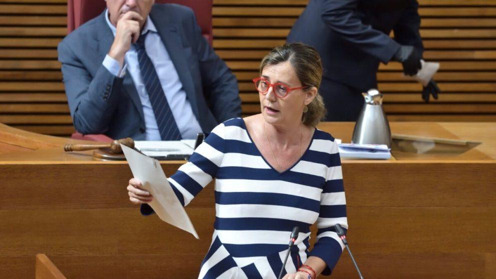 Elena Bastidas, portavoz de Política Social del Grupo Popular en Les Corts,- informaValencia.com