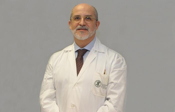 El doctor Germán Cerdá dirige junto a los doctores Asensi Cabo y Elena Sandri, la investigación de la UCV. -UCV
