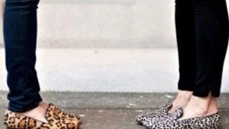 Slippers, moda otoño. - Img. TL