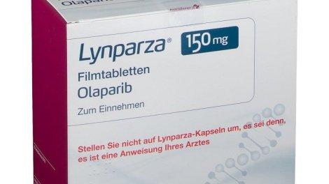 Olaparib -Lynparza. Archivo. informaValencia.com