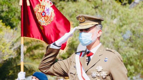 Su Majestad El Rey Felipe VI - facebook
