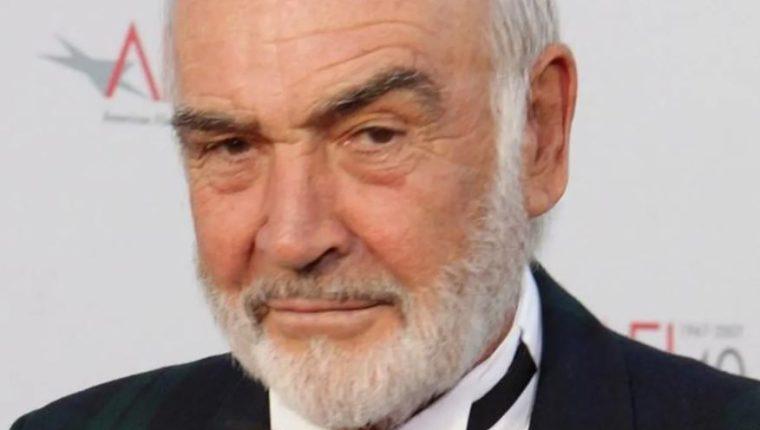 Fallece Sean Connery a los 90 años. /archivo Wp