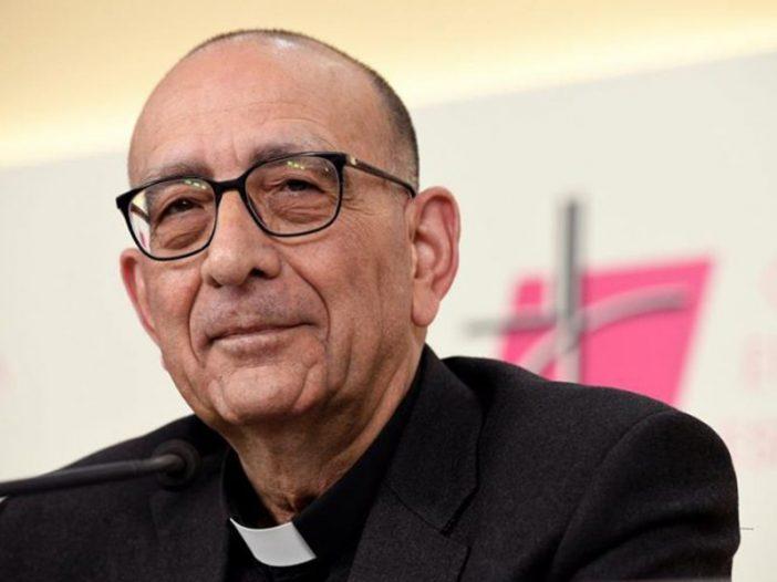 Cardenal Juan José Omella. / Img. CEE