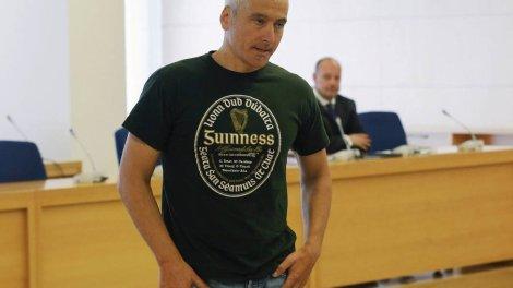 """Francisco Javier García Gaztelu, de alias """"Txapote"""", asesino de Miguel Ángel Blanco./Img. archivo rtve"""