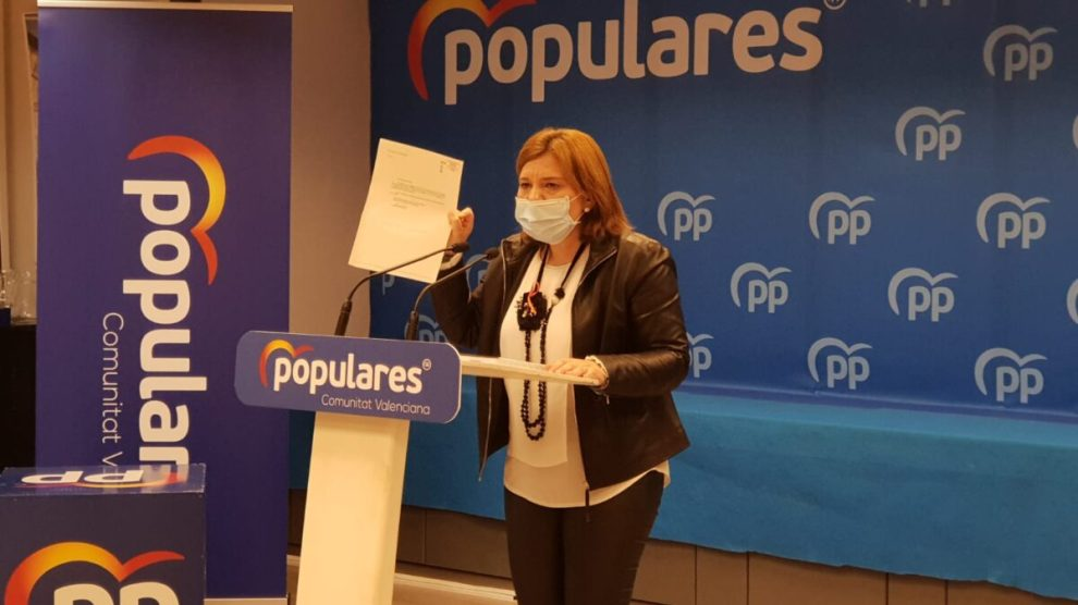Isabel Bonig en imagen de archivo/Img. PPCV