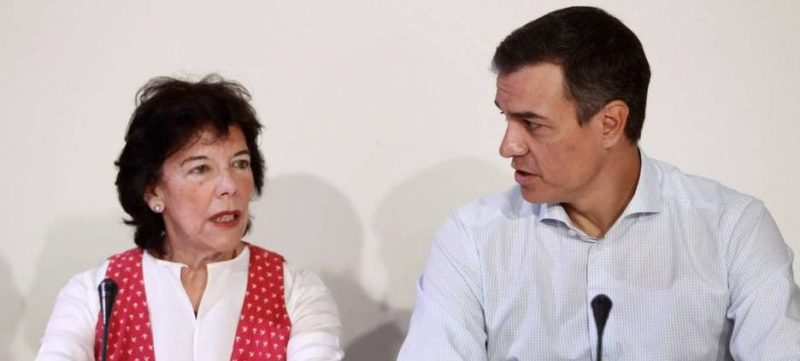 El PSOE aprueba la exclusión del español con lengua vehicular del Estado. /Img. archivo informaValencia.com