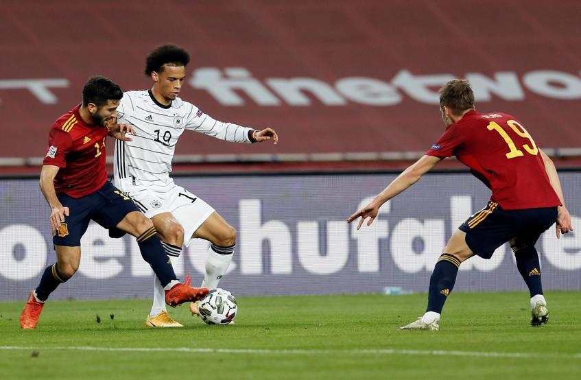 Otra brillante actuación de Jose Luis Gayà, con dos asistencias de gol y un partido completo./Img. Rtve