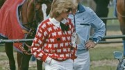 Jersey de ovejitas de la princesa de Gales, Lady Di. / Img. T. Lens