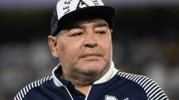 Diego Maradona fallece en Buenos Aires/Img twitter