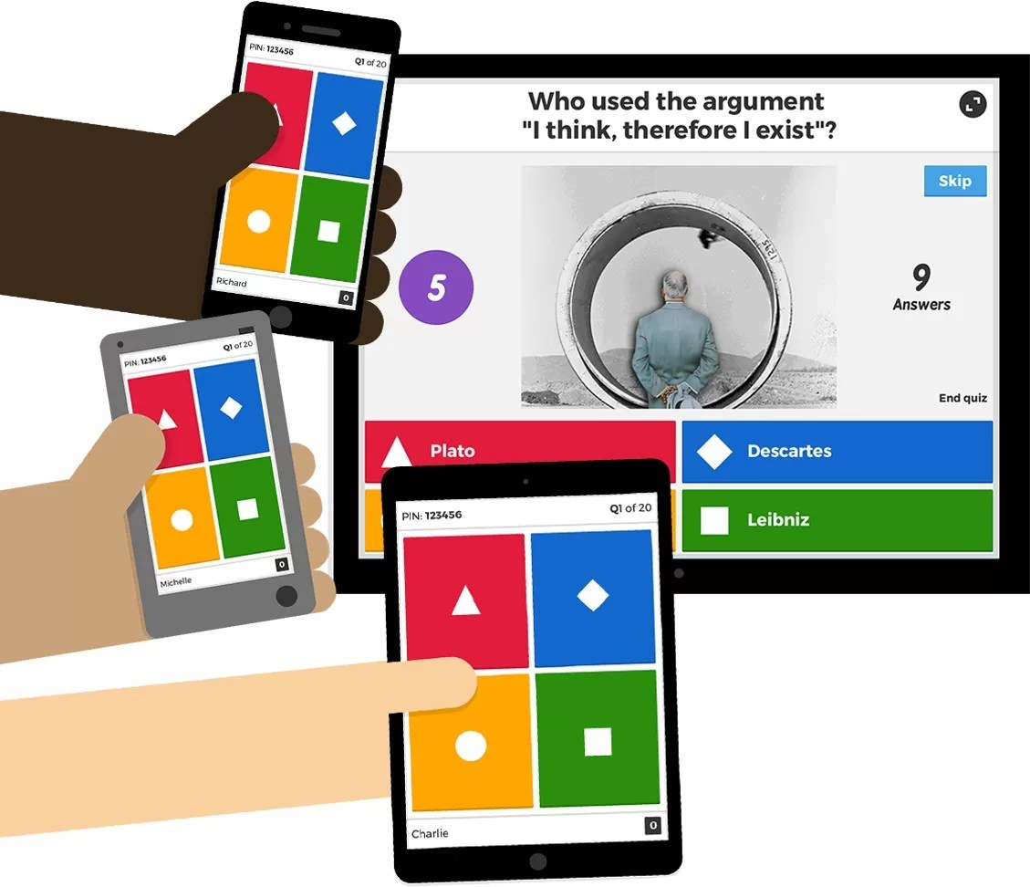 Kahoot Quiz in Classe Tutorial #ECDL #Scratch & #Coding, Italiano e Matematica con #LIM #Tablet #BYOD #Gamification #Telegram