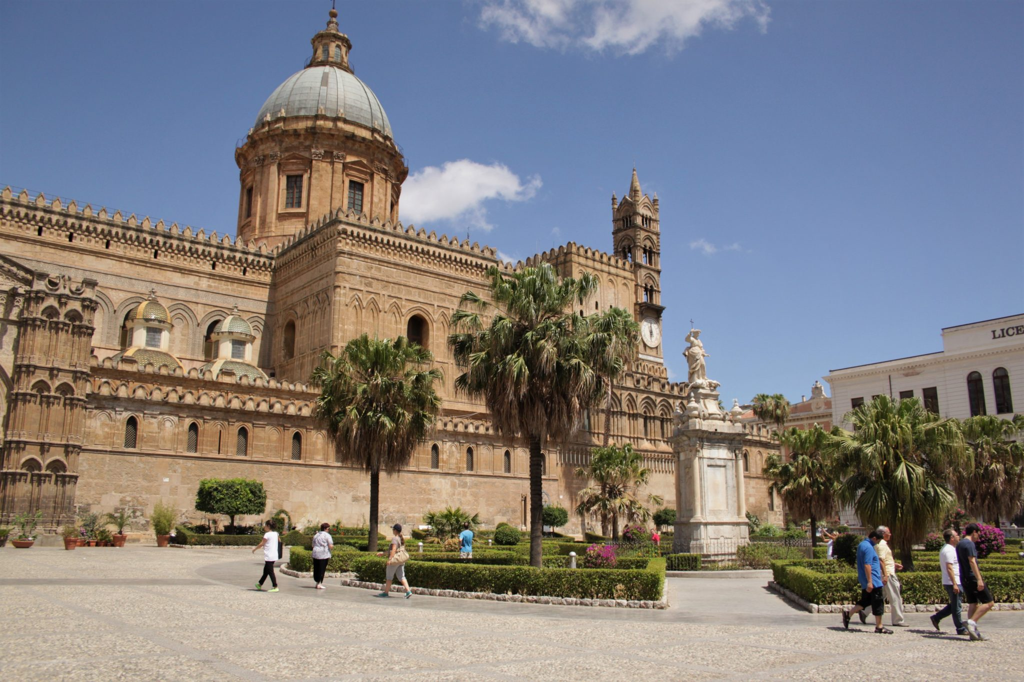 Effetto Cultura Su Palermo E Pistoia Quasi Due Milioni Di