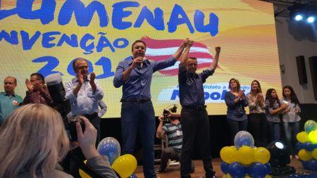 Foto: Informe Blumenau