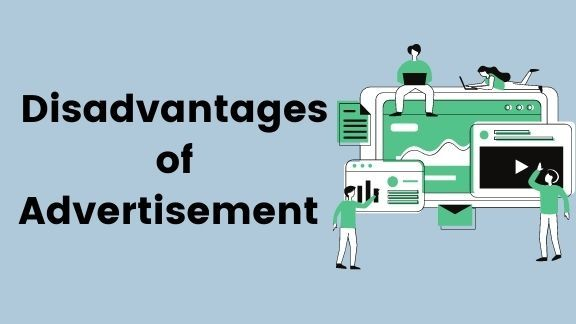 Disadvantages of Advertisement in Hindi