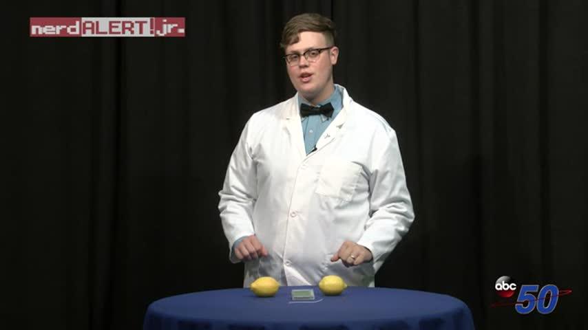 Nerd Alert Jr: Lemon Clock