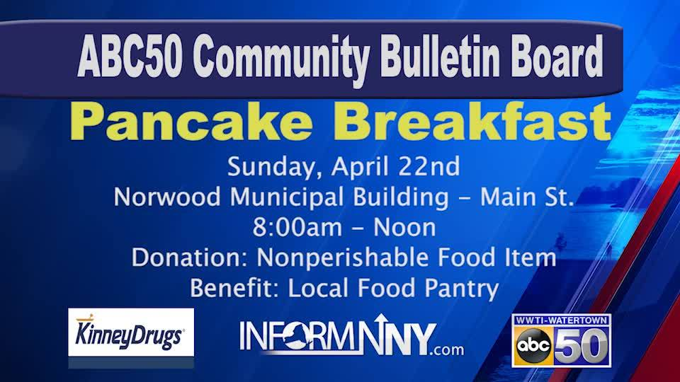 Community Bulletin Board 1