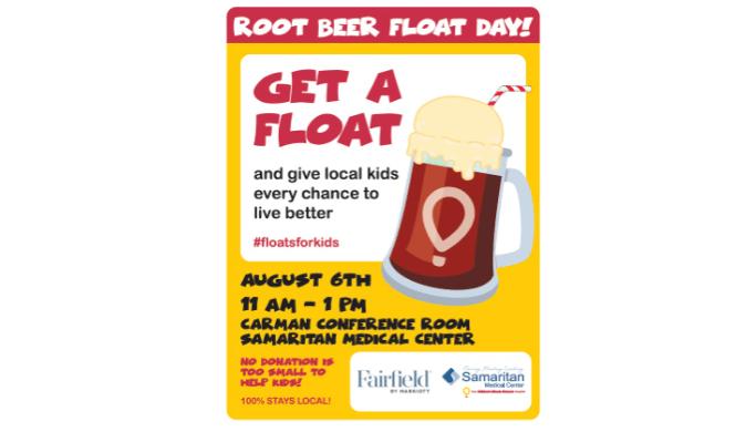 Fairfield by Marriott to host Root Beer Float Fundraiser | WWTI