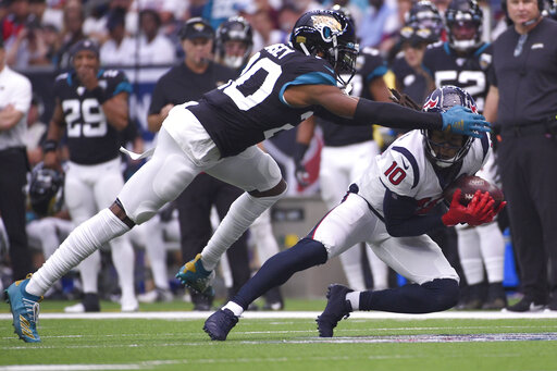 DeAndre Hopkins, Jalen Ramsey