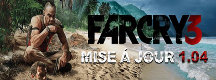 MAJ FarCry3 1.04