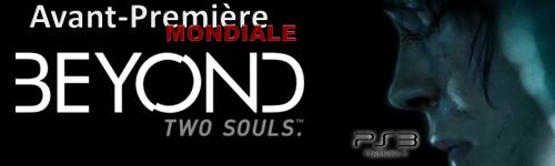 Bannière Beyond : TwoSouls - Avant Première