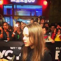 #BeyondPremiere - Ellen Page