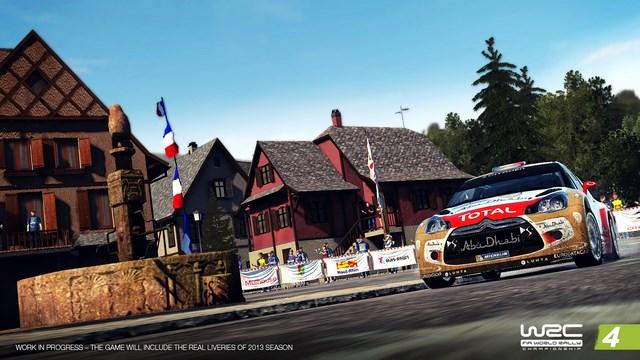 WRC4 - Screenshot 04