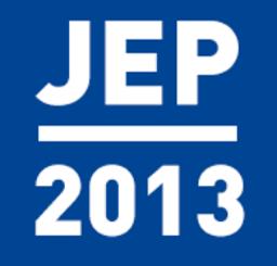Logo Journées Européennes du Patrimoine 2013