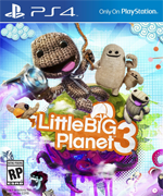 Gamescom Awards 2014 - LittleBigPlanet 3 (PS4)