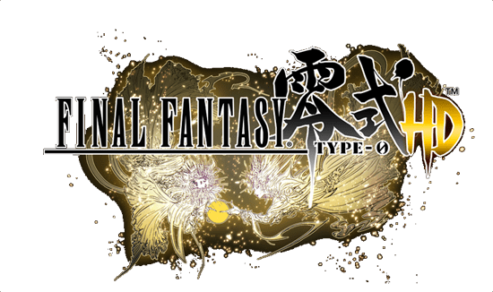 Titre Final Fantast Type-0 HD