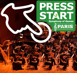 Logo Press Star : Symphony of Games PARIS